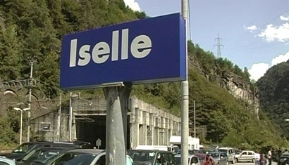 iselle stazione