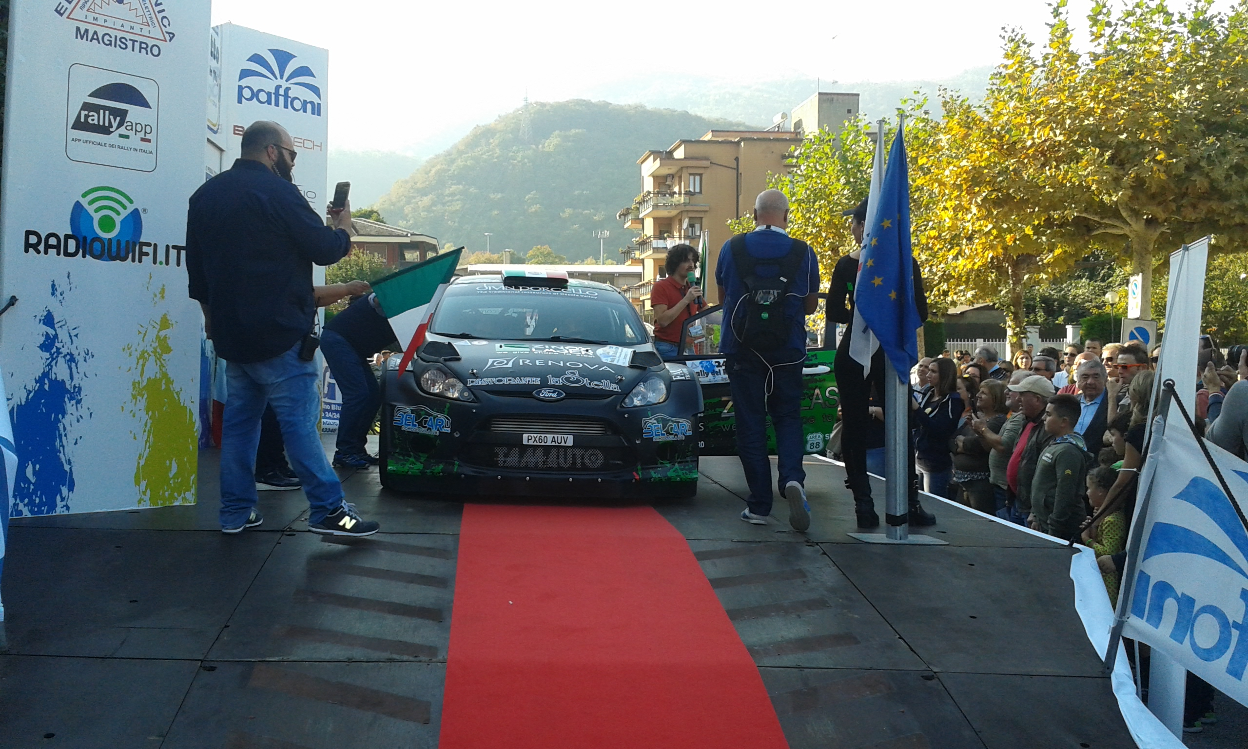 rally rubinetto caffoni
